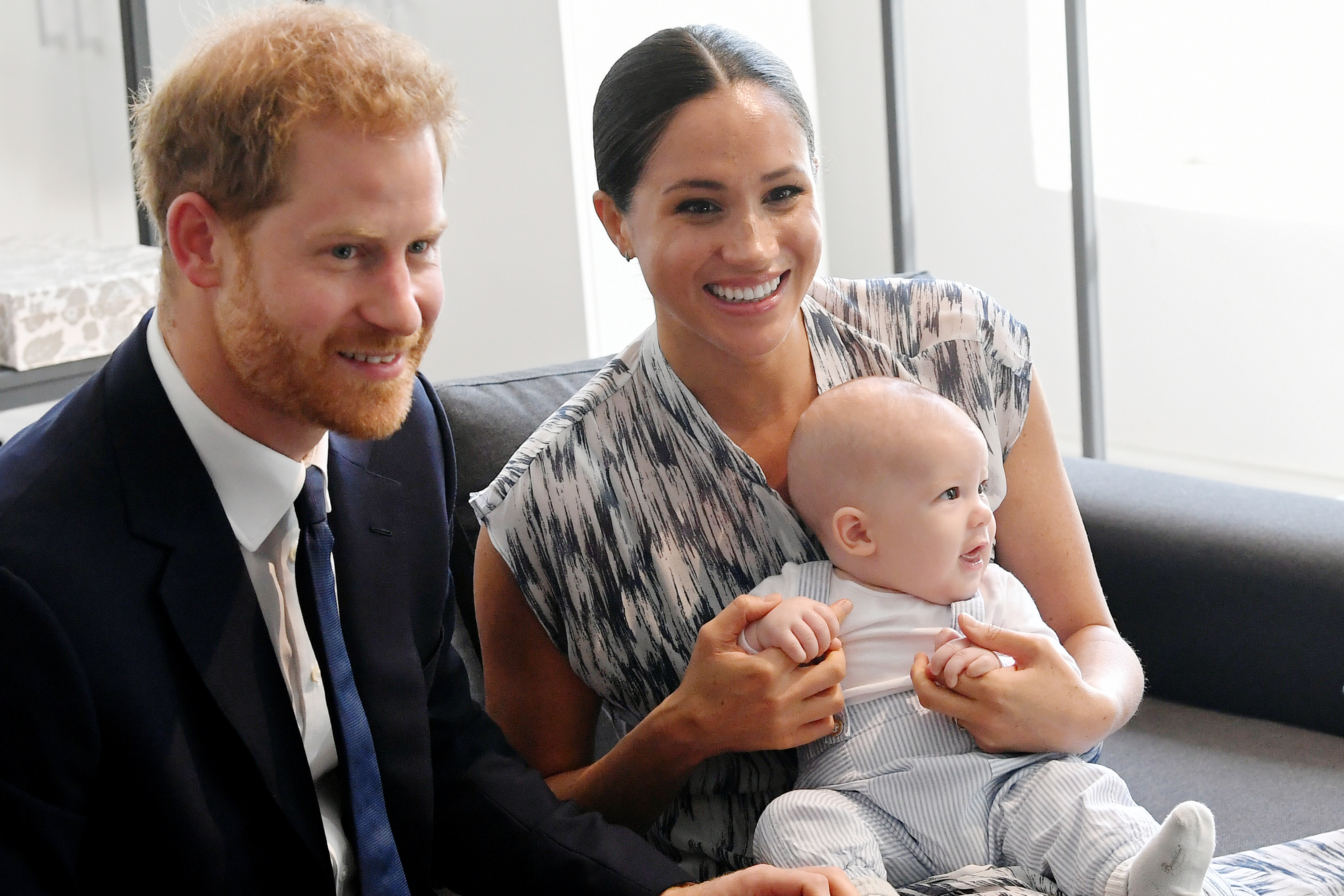 baby archie photos from harry and meghan s south africa trip time https time com 5685781 royal baby archie photos south africa trip