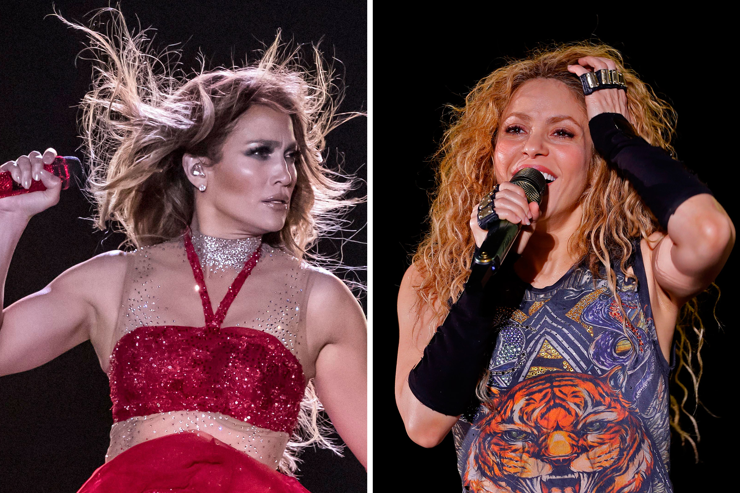 Jennifer Lopez and Shakira will headline the 2020 Super Bowl Halftime Show, they confirmed on Thursday, Sept. 26, 2019.