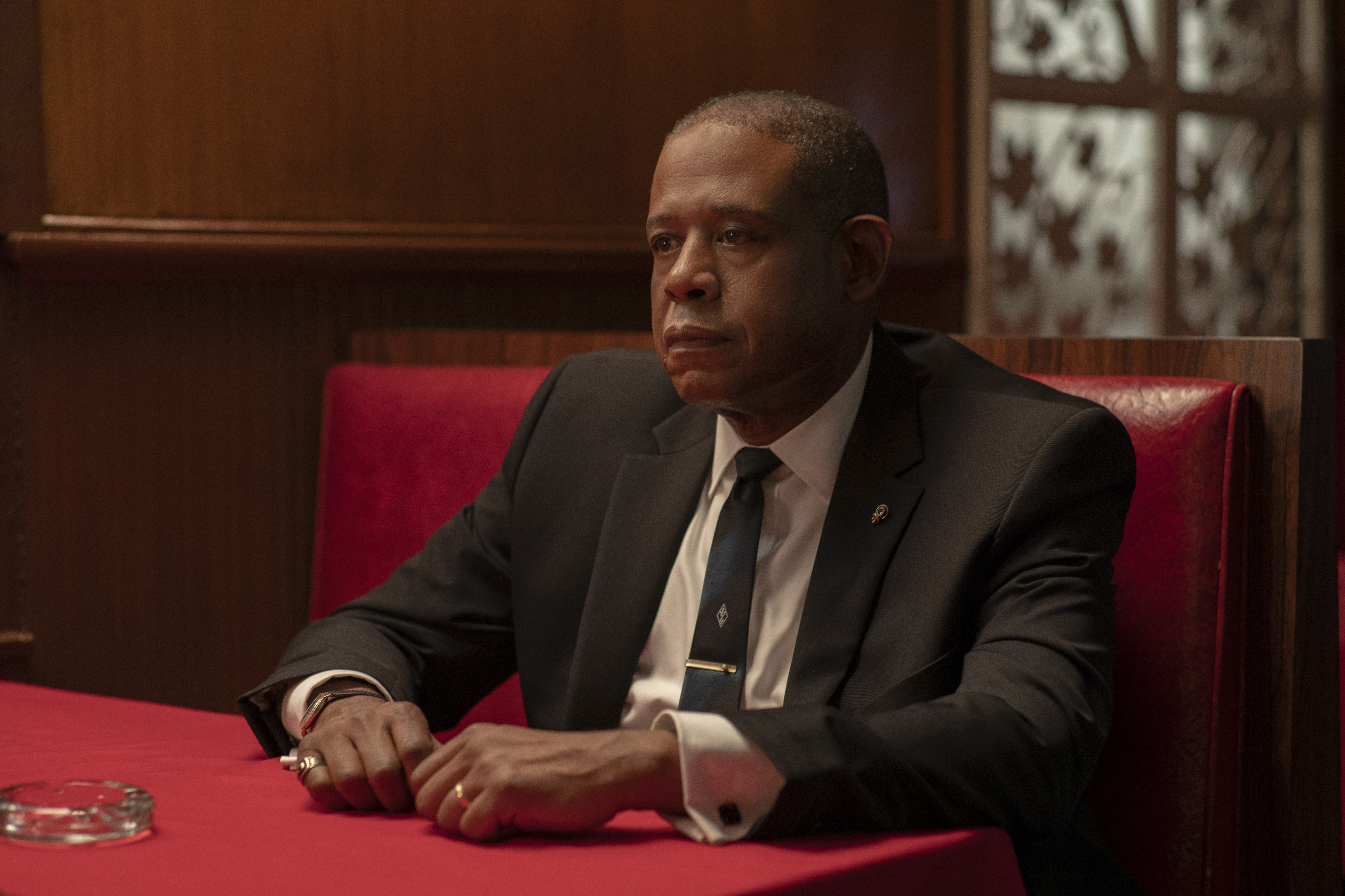 Academy Award winner Forest Whitaker stars as Harlem gangster  Bumpy  Johnson