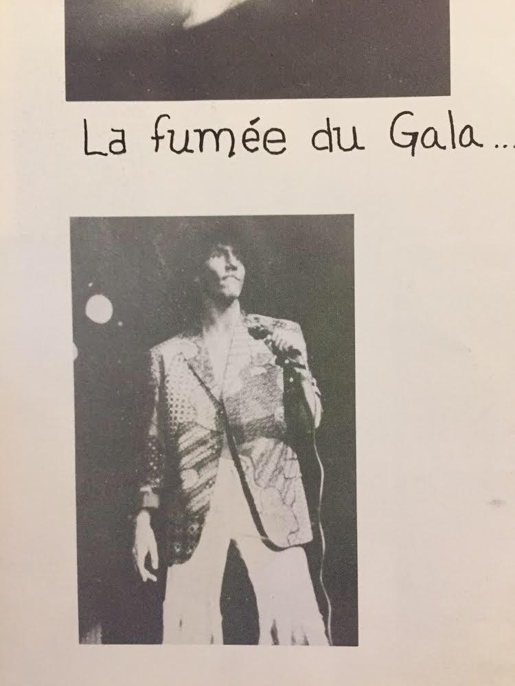 Justin Trudeau also admitted to wearing blackface makeup to sing the Jamaican folk song  Day O  in high school for a talent show. TIME has confirmed this photo shows the Canadian prime minister.