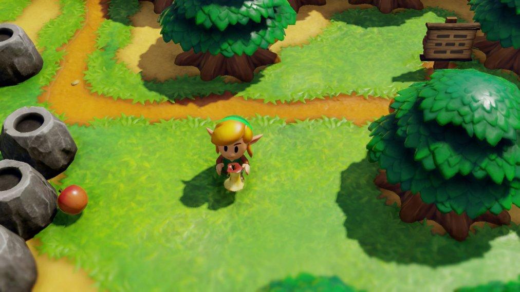The Legend Of Zelda Link S Awakening Overview Trailer Nintendo Switch