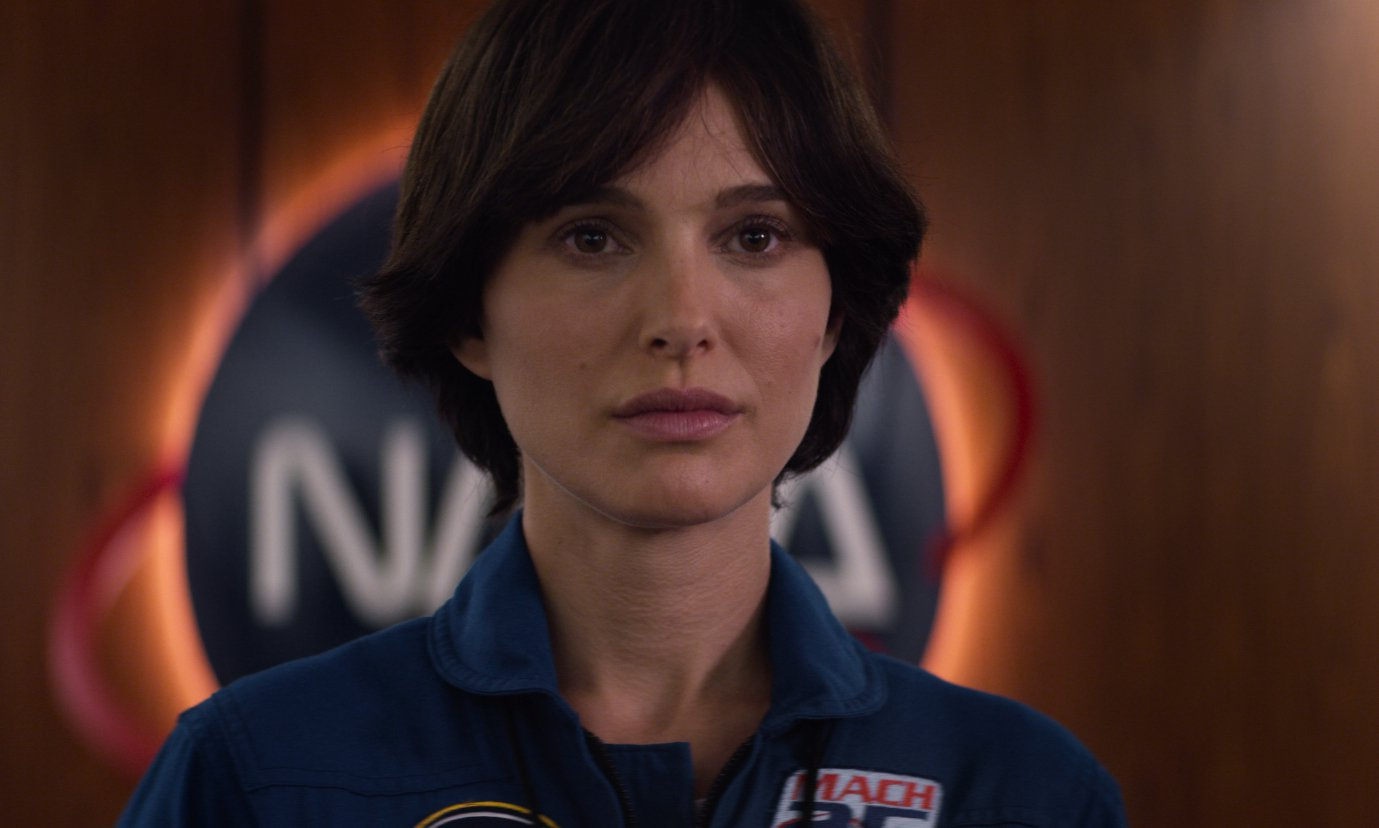 Natalie Portman as Lucy Cola in Lucy in the Sky