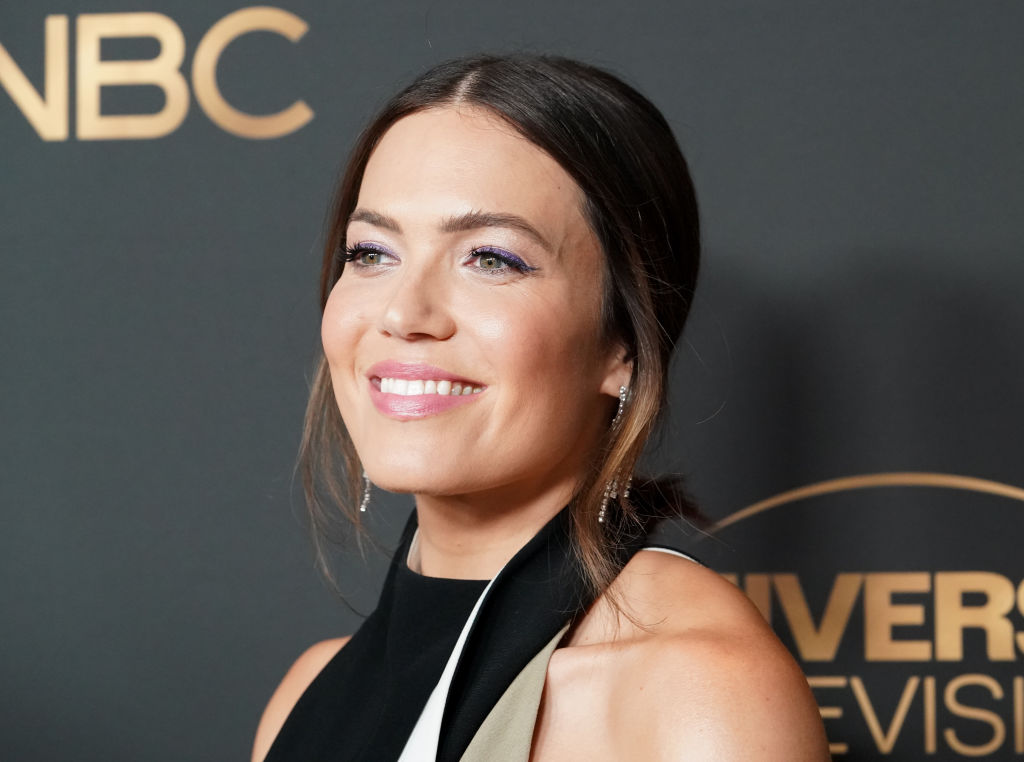 Mandy Moore attends the NBC and Universal EMMY nominee celebration at Tesse Restaurant on August 13, 2019 in West Hollywood, California.