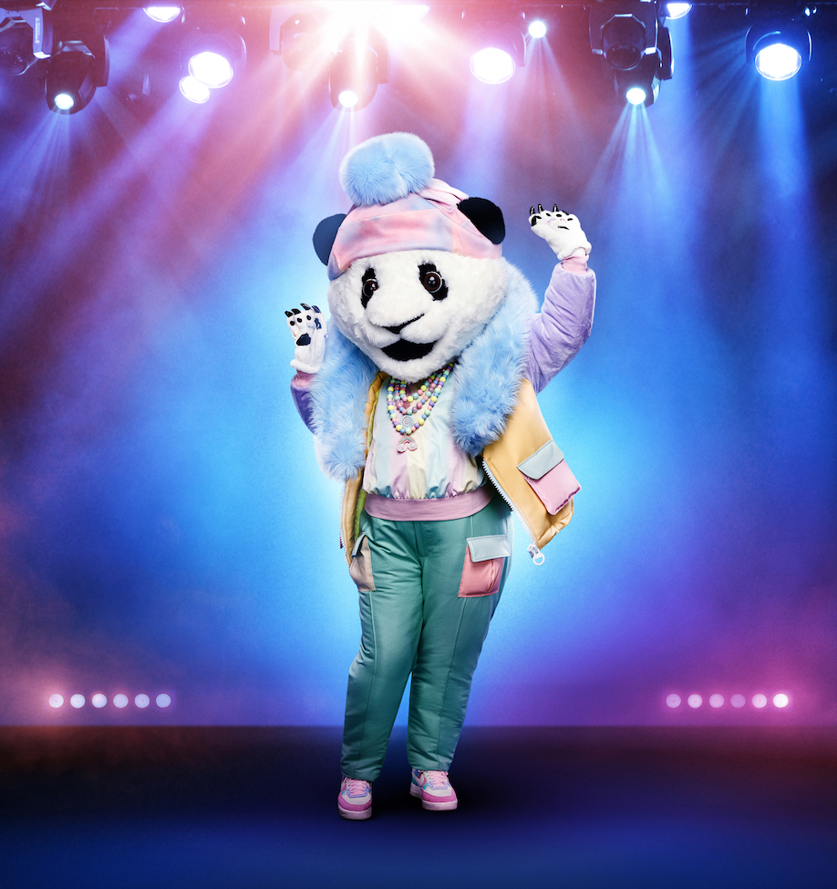 THE MASKED SINGER: The Panda.