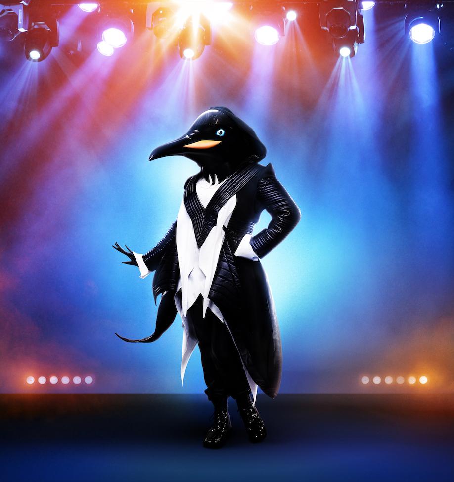 THE MASKED SINGER: The Penguin.