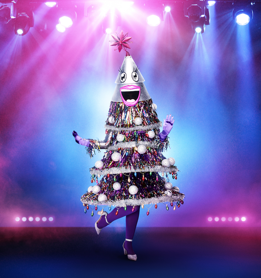 THE MASKED SINGER: The Tree.