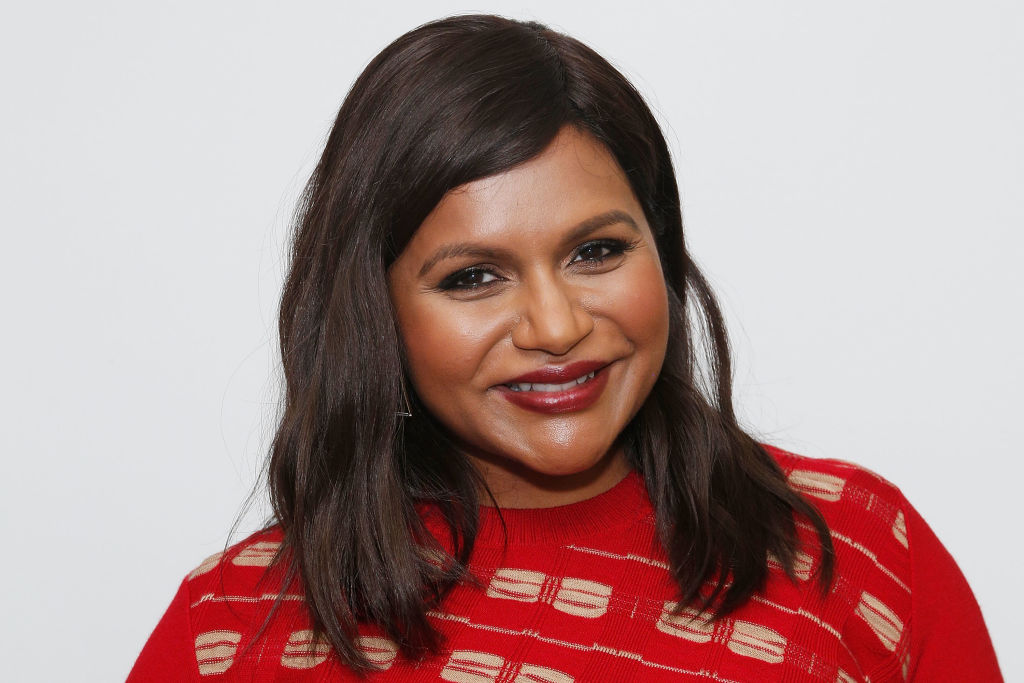 Actor, writer and producer Mindy Kaling attends The Academy of Motion Picture Arts and Sciences official Academy screening of  Late Night  at the MoMA, Celeste Bartos Theater on June 5, 2019 in New York City.
