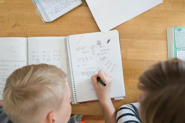 How To Let Your Children Learn From Failure Time