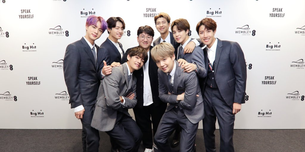 The Mastermind Behind Bts Explains The K Pop Group S Success Time