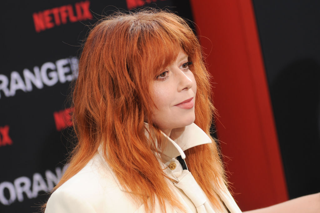 Natasha Lyonne attends the 'Orange Is The New Black' Final Season Premiere in New York.