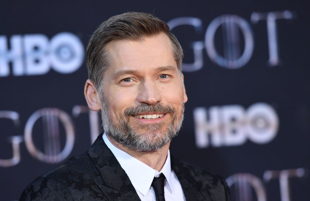 Danish actor Nikolaj Coster-Waldau arrives for the  Game of Thrones  eighth and final season premiere at Radio City Music Hall on April 3, 2019 in New York city.