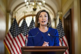 House Speaker Pelosi Announces Formal Trump Impeachment Investigation