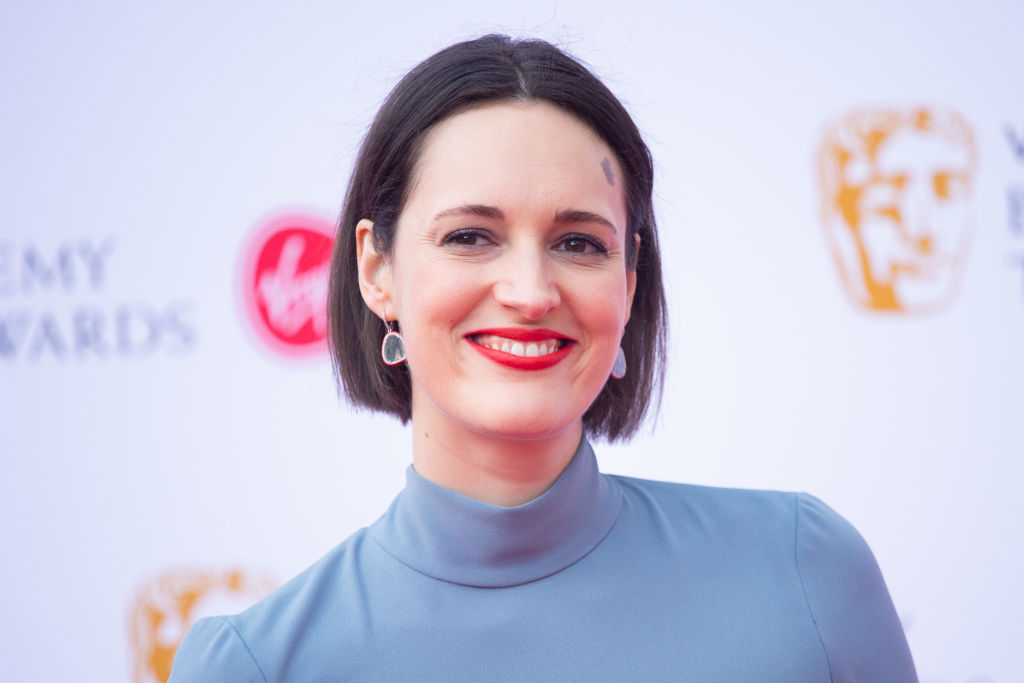 Phoebe Waller-Bridge attending the Virgin Media BAFTA TV awards, held at the Royal Festival Hall in London.