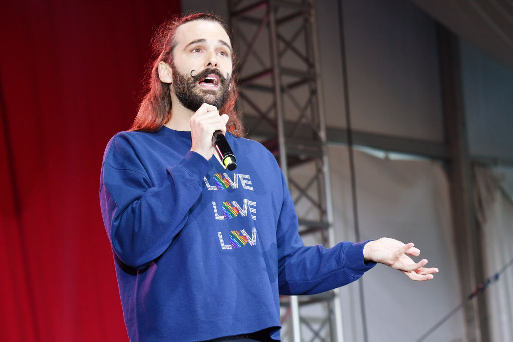 Jonathan Van Ness performs onstage at the 2019 Clusterfest on June 22, 2019 in San Francisco, California.