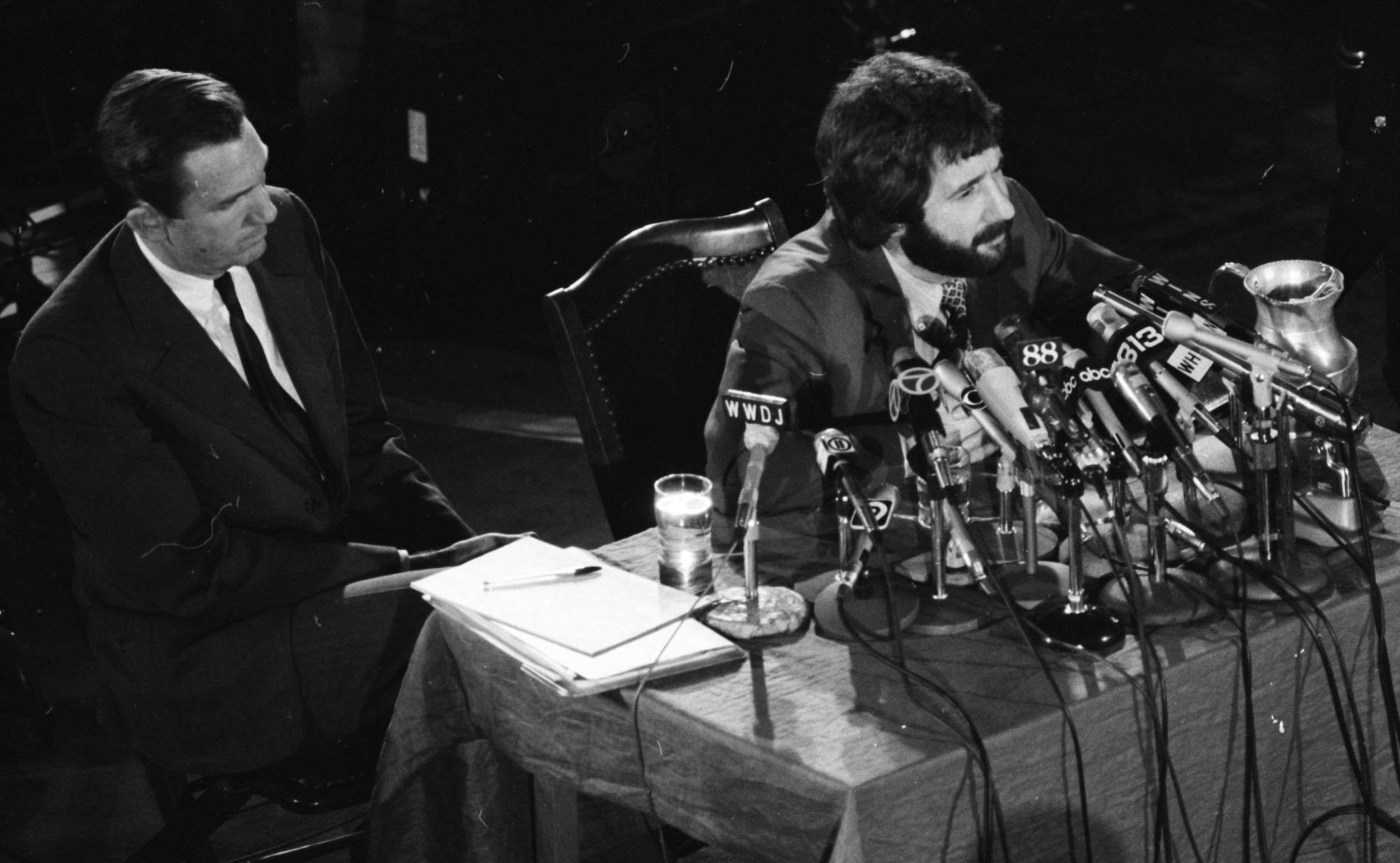 Frank Serpico testifies in 1971