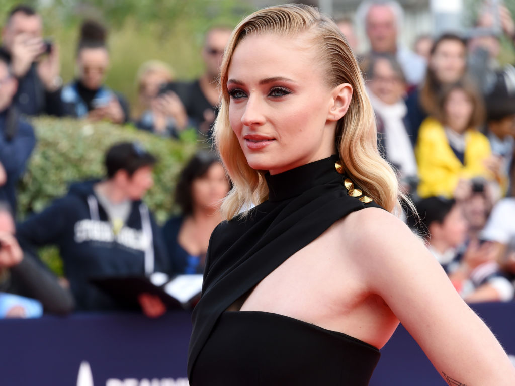 Actress Sophie Turner attends the Heavy Photocall of the 45th Deauville American Film Festival on September 7, 2019 in Deauville, France.