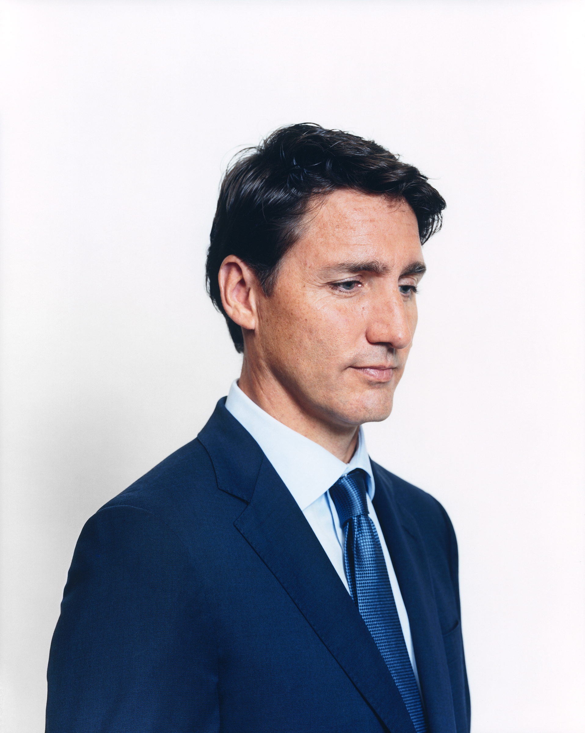 Trudeau in Ottawa on Sept. 3