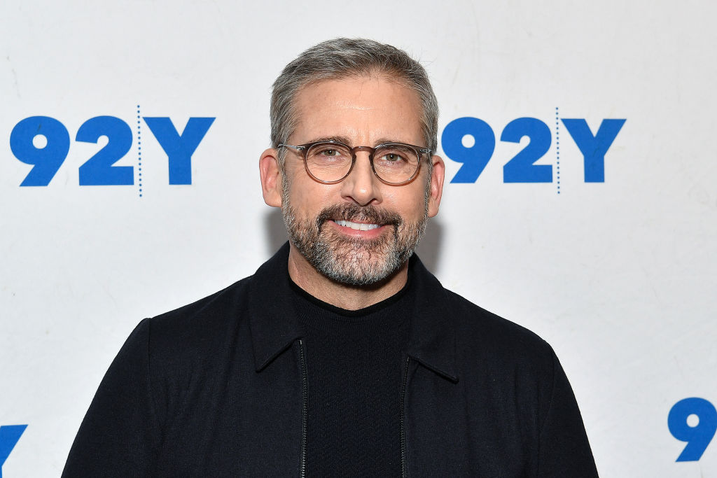 Steve Carell attends the  Welcome to Marwen  Screening & Conversation with Steve Carell at 92nd Street Y on December 20, 2018 in New York City.