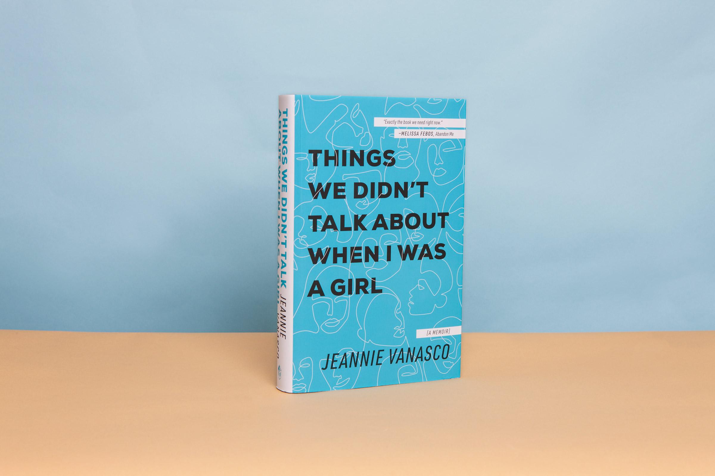 Vanasco's memoir features verbatim transcripts of her conversations with her attacker