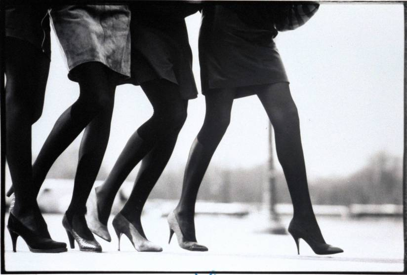 A History of Tights: When Pantyhose Were Revolutionary Style | Time