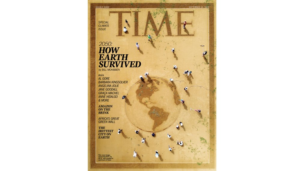 Why TIME Devoted an Entire Issue to Climate Change