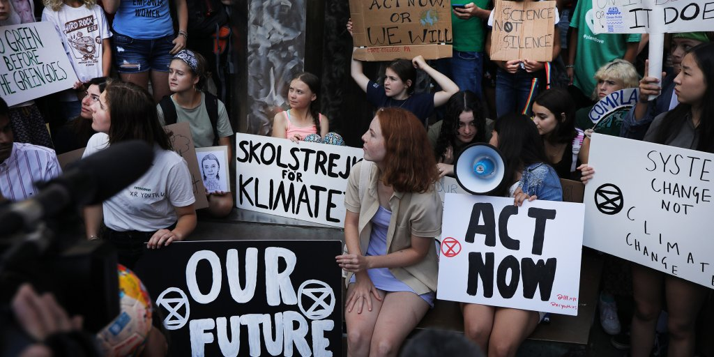 Meet 15 Women Leading the Fight Against Climate Change