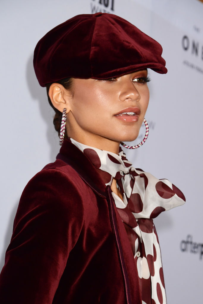 Zendaya attends The Daily Front Row's 7th annual Fashion Media Awards on September 05, 2019 in New York City.