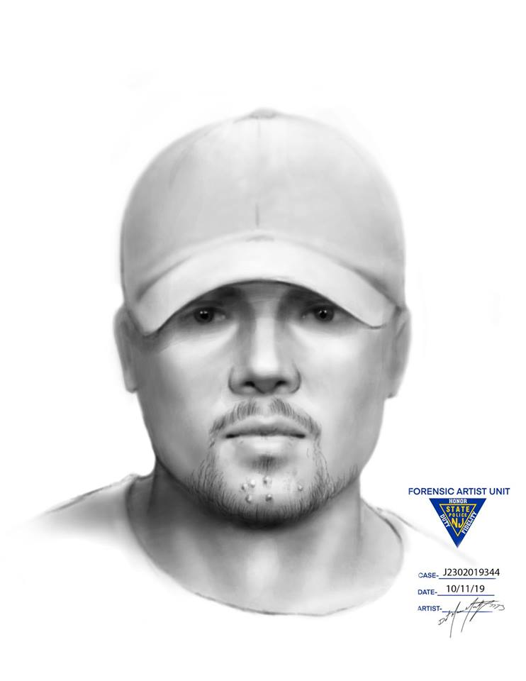 Authorities have released a composite sketch of a man they believe has helpful information regarding missing 5-year-old Maria Dulce Alavez