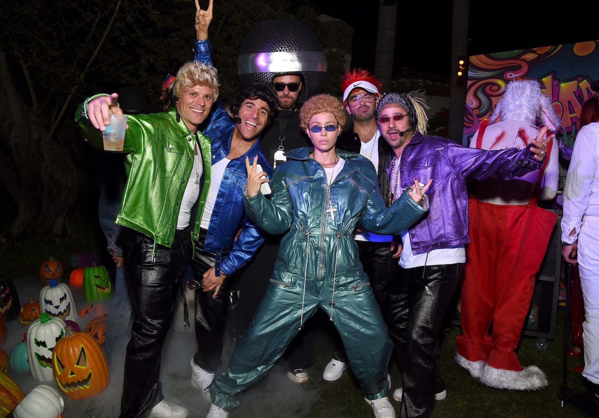 Best Celebrity Halloween Costumes of 2019