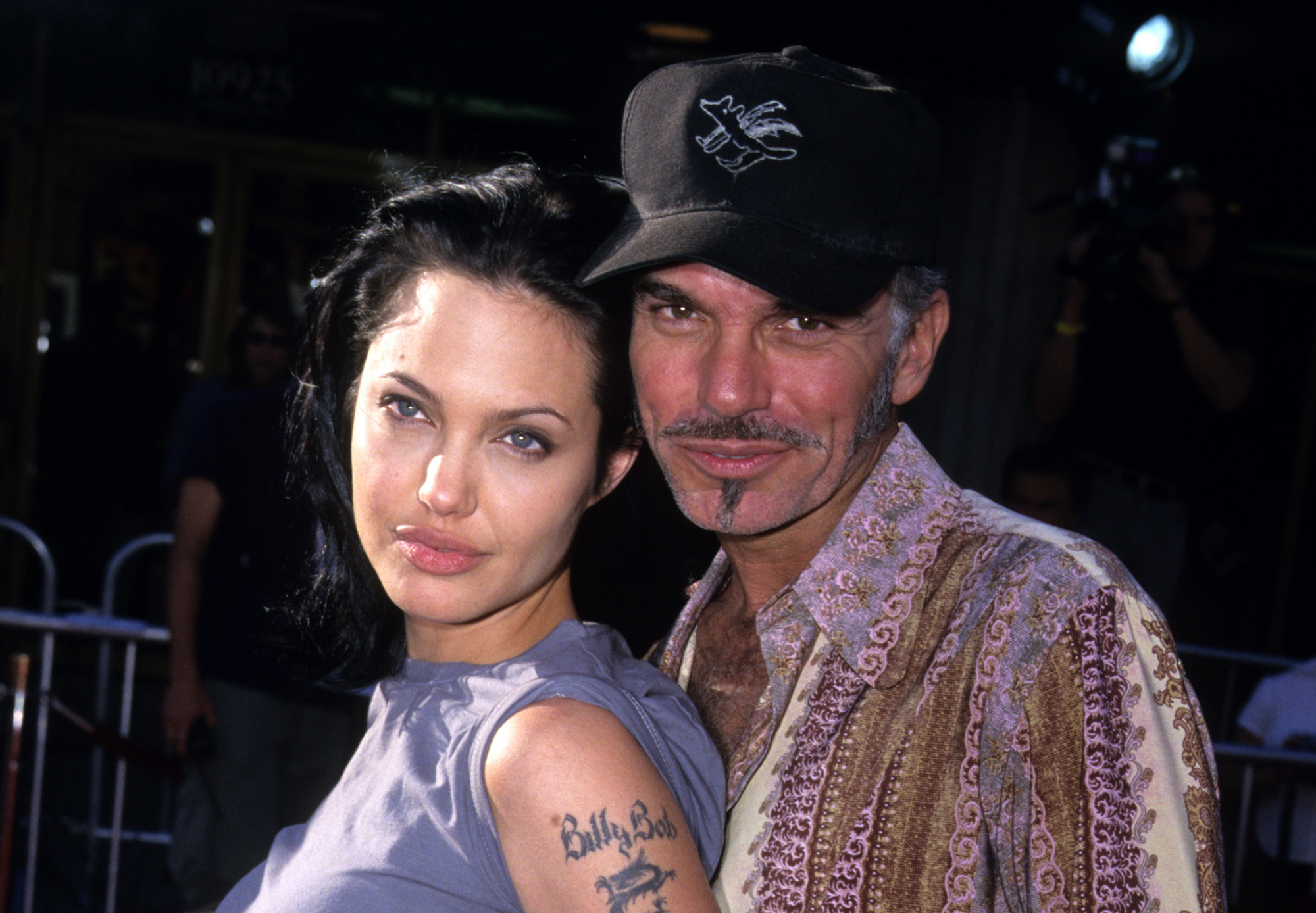 Couple Channel Angelina Jolie Billy Bob Thornton Red Carpet