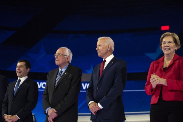 New Jersey Senate Race 2020.October Democratic Debate When Where And What To Know Time