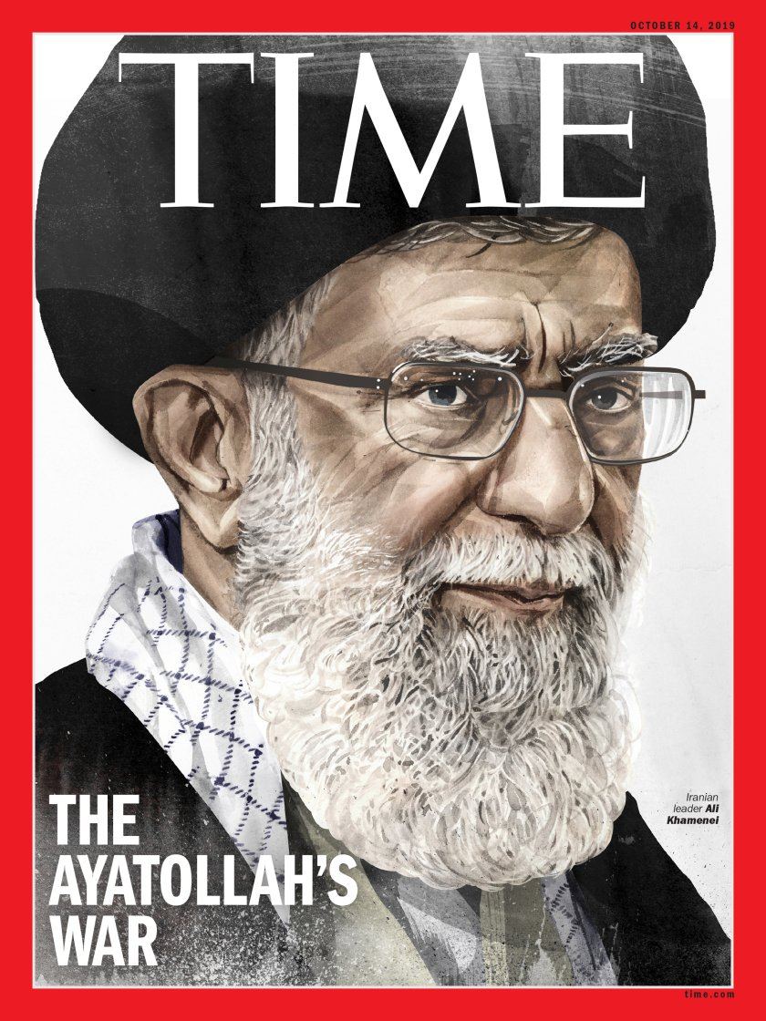 Iranian Supreme Leader Ali Khamenei Is One Despot Trump Might Not ...