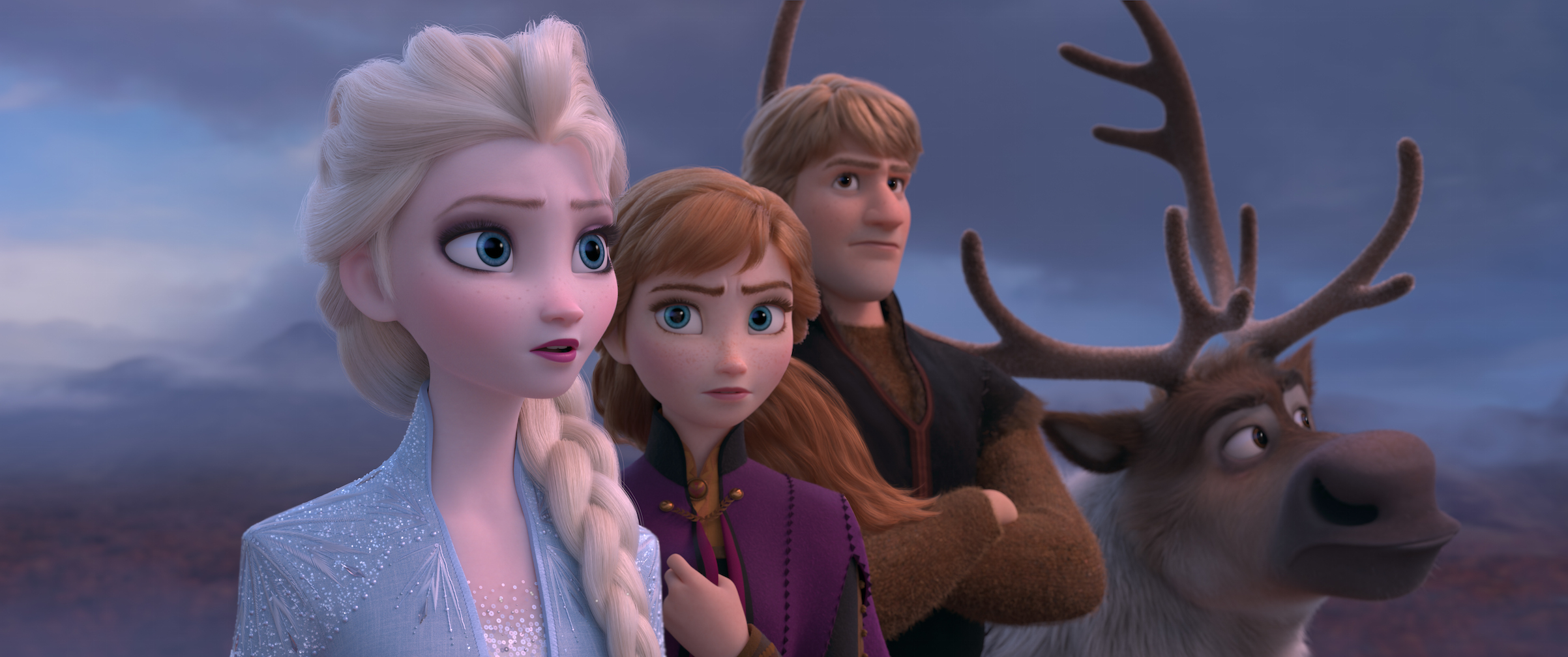 "A scene from Walt Disney Animation Studios' ""Frozen 2,"" opening in U.S. theaters on Nov. 22, 2019."