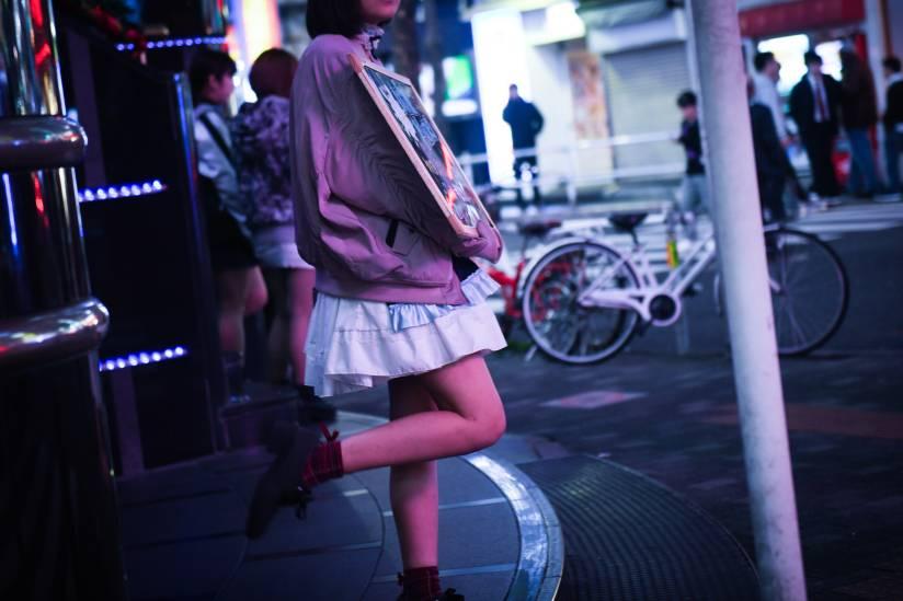 Teen Panties The Side Creampie