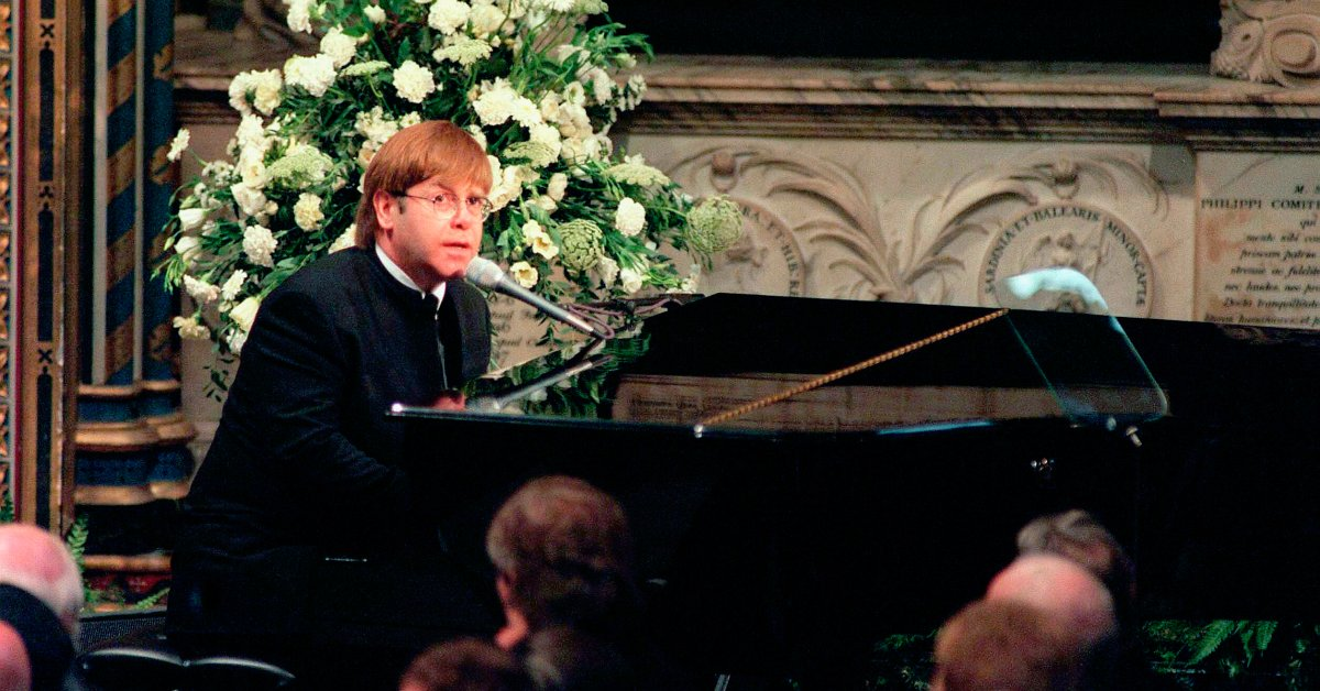 Elton John Opens Up About Princess Diana And Royal Family Time