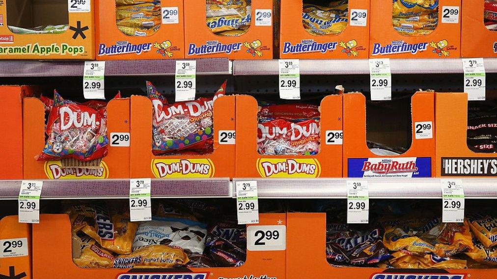 Fun Size Candy Bar