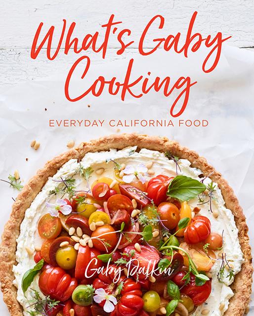 Gaby Dalkin puts the focus on fresh ingredients