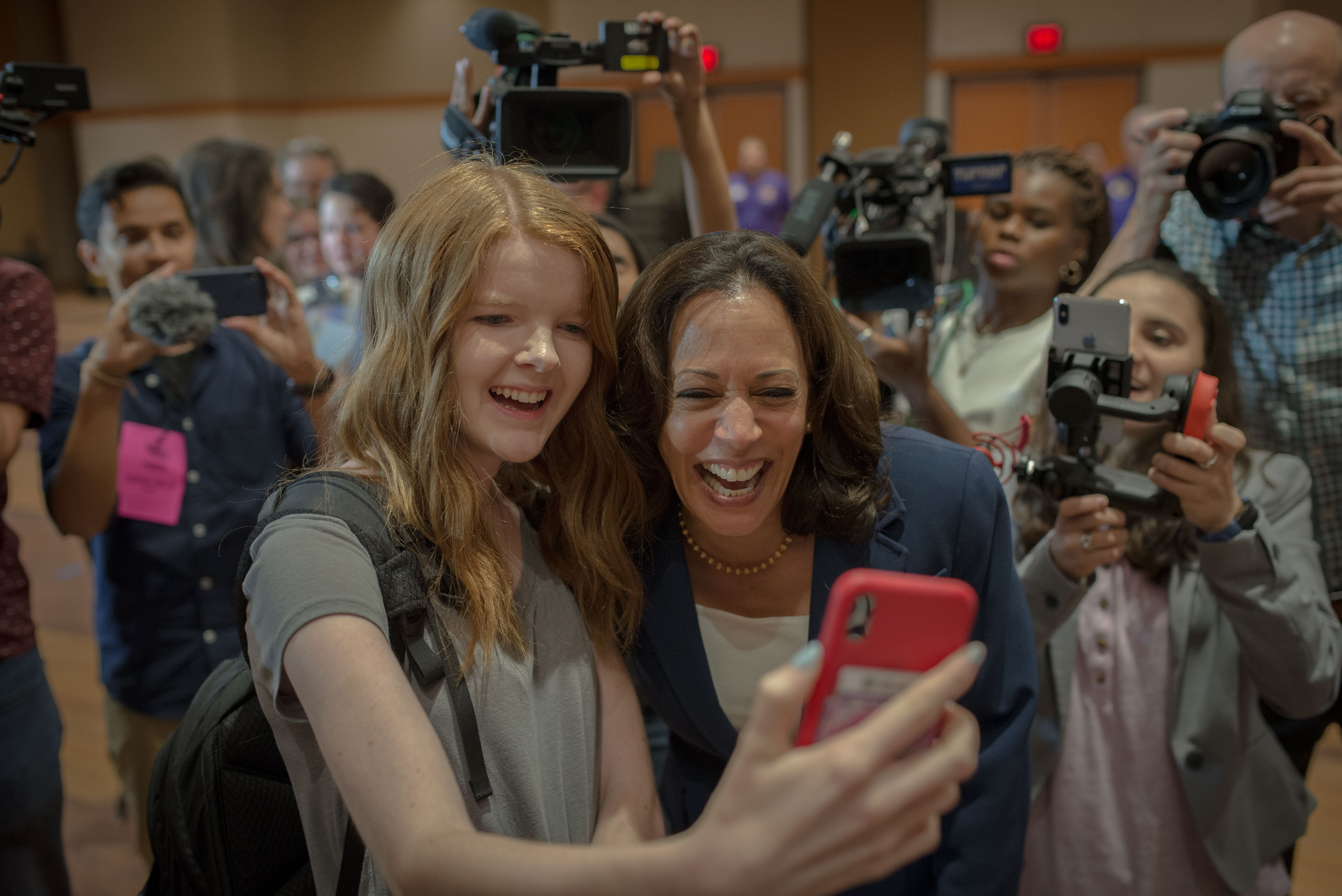 Why Kamala Harris Is Struggling To Find Her Footing Time