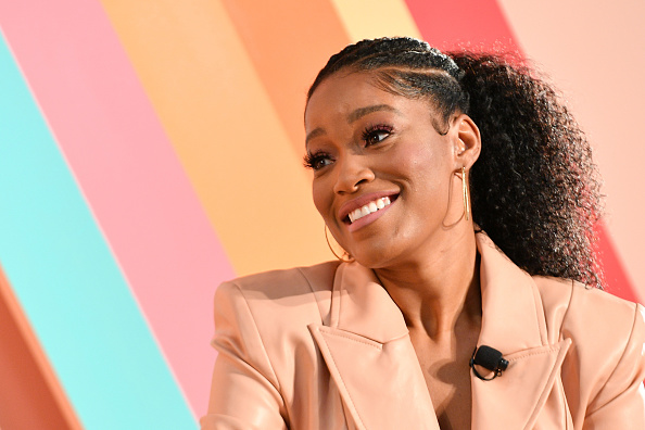 Keke Palmer attends the #BlogHer19 Creators Summit at Brooklyn Expo Center on September 18, 2019 in New York City.