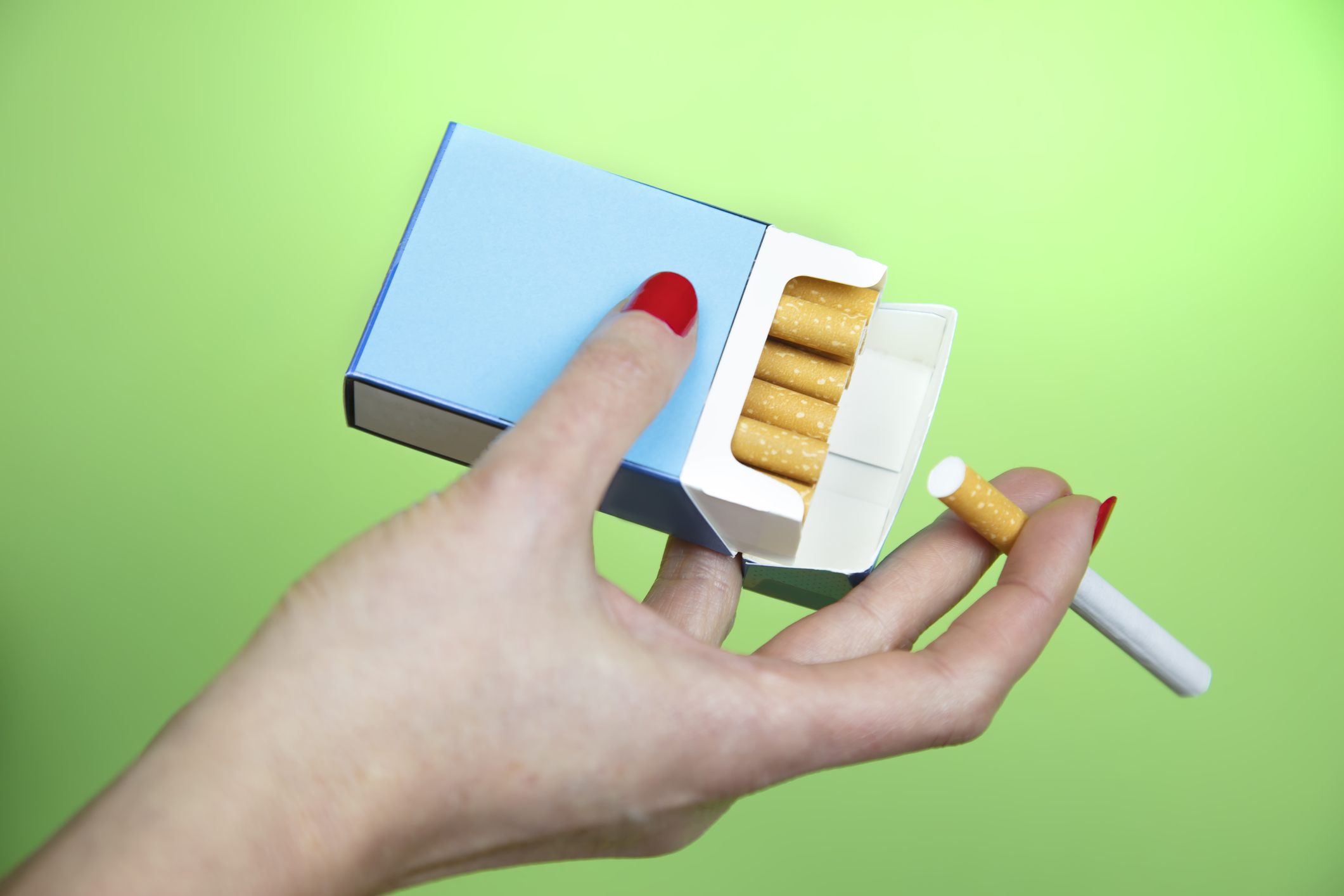 Study Light And Social Smoking Still Damages Your Lungs Time