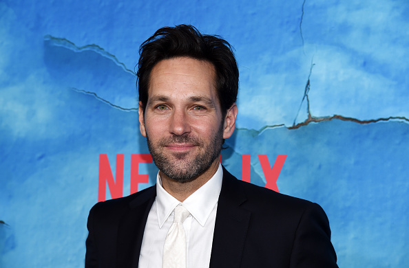 Paul Rudd arrives at the premiere of Netflix's  Living With Yourself  at ArcLight Hollywood in Hollywood, California on October 16, 2019.