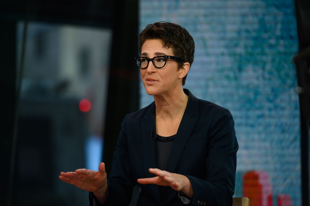 Rachel Maddow on Tuesday, October 2, 2019