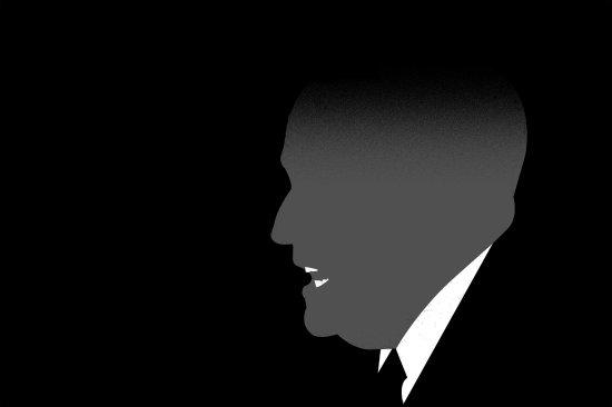 Illustration of Rudy Giuliani
