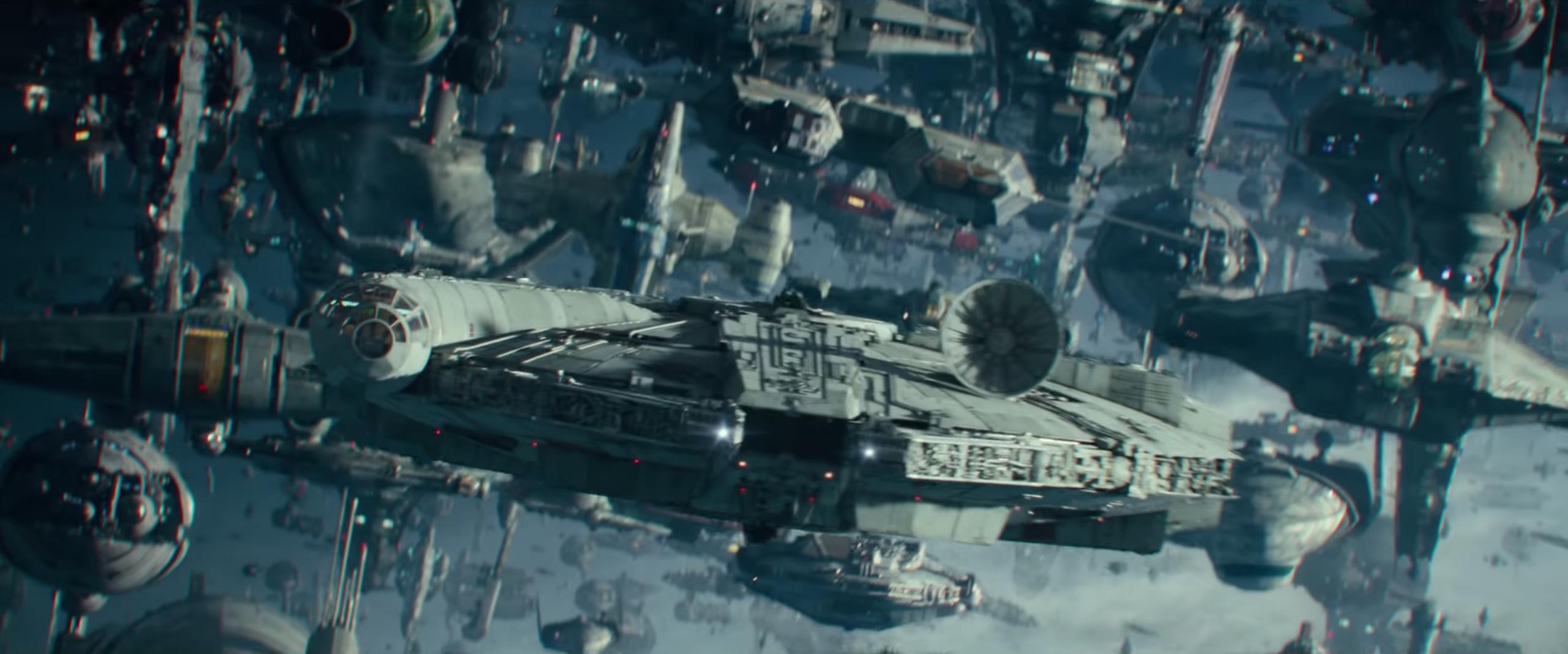 Star Wars The Rise Of Skywalker Final Trailer Breakdown Time