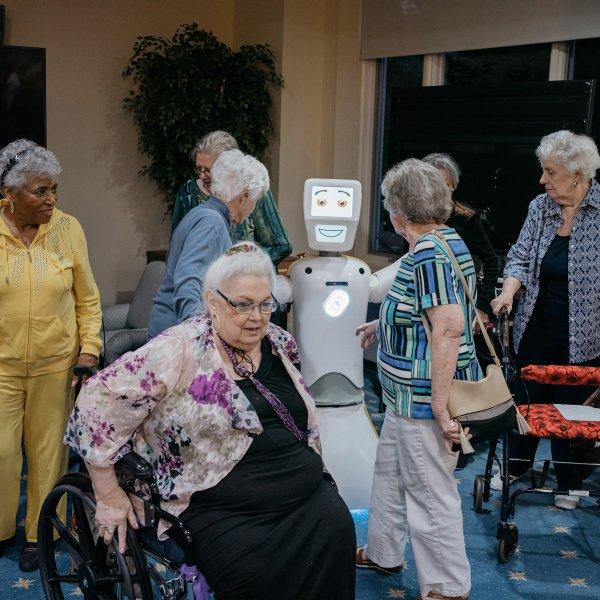 senior-care-robot