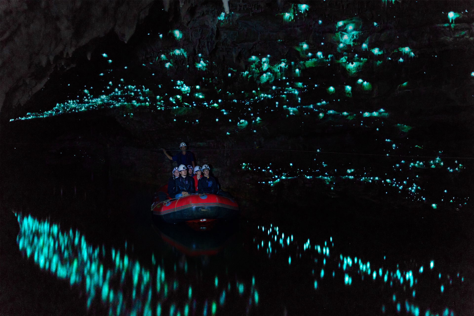 Waitomo Glowworm Caves: World's Coolest Places of 2019 | Time.com