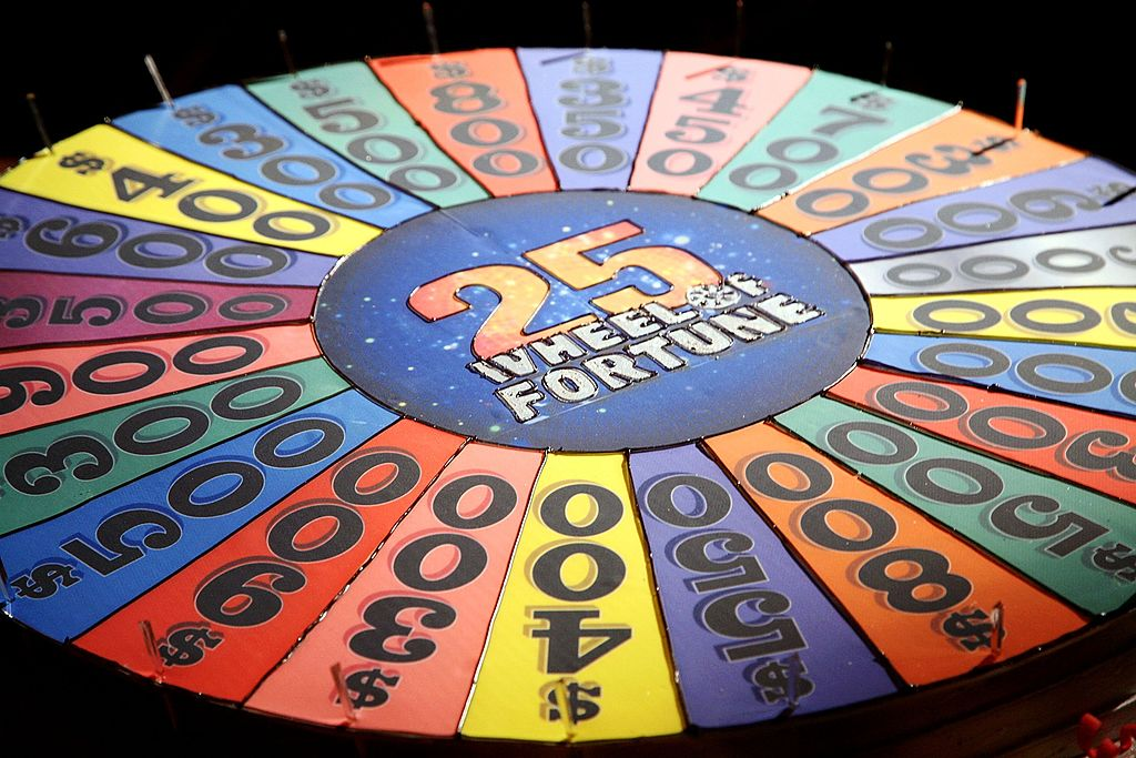 The TV game show  Wheel Of Fortune  celebrates its 25th anniversary  at Radio City Music Hall  on September 27, 2007 in New York City.  (Photo by Astrid Stawiarz/Getty Images)