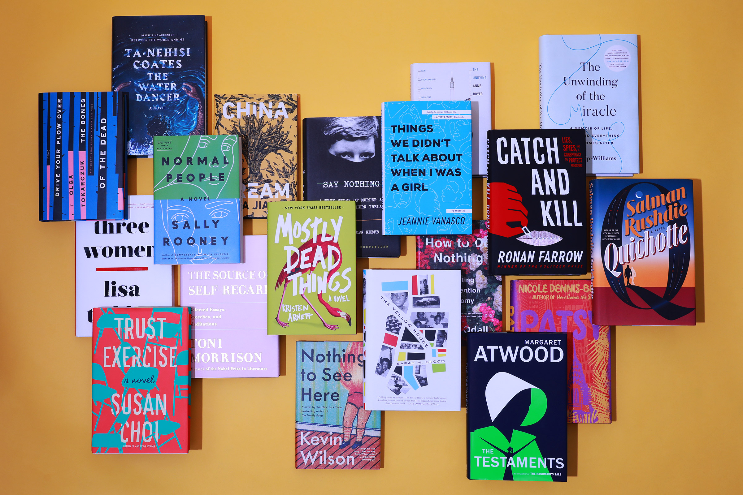 Must-Read Books Of  2019 - cover