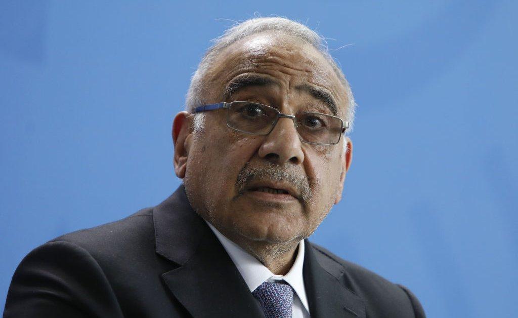 Премьер-министр Ирака Абдул-Махди подаст в отставку на фоне антиправительственных протестов thumbnail