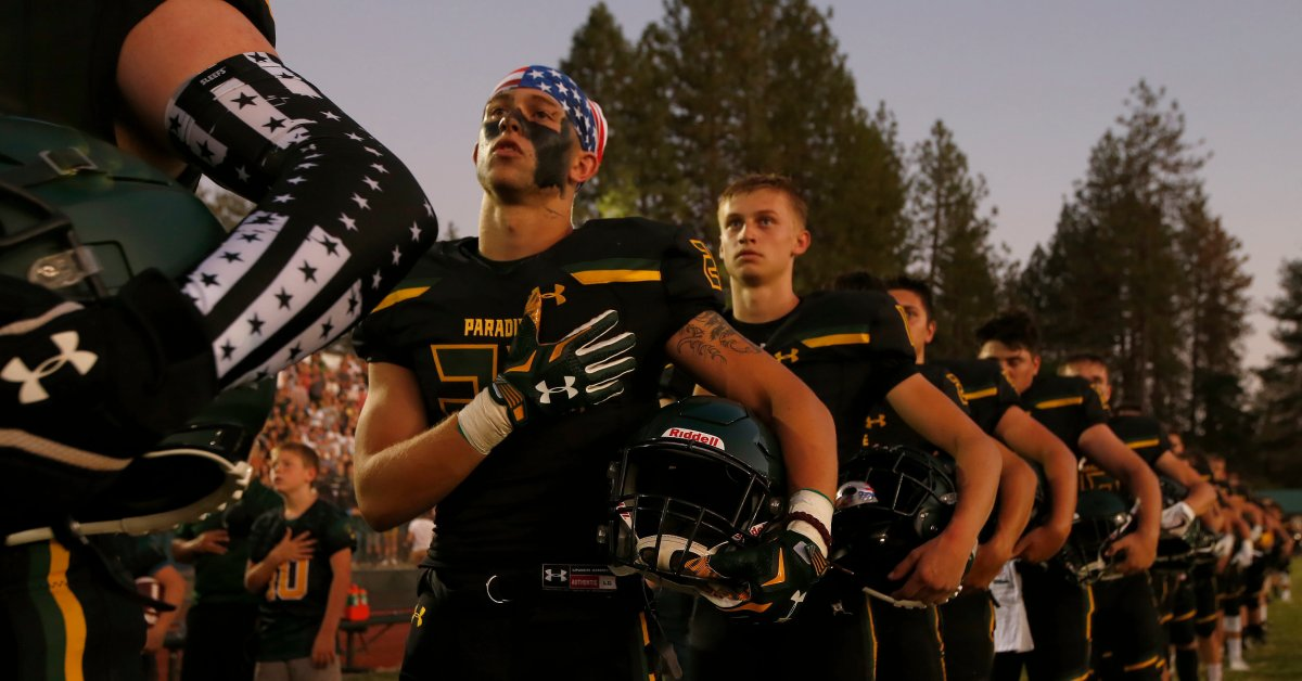 Paradise High School Competes for Football Title 1 Year After Deadly Fire Destroyed California Town
